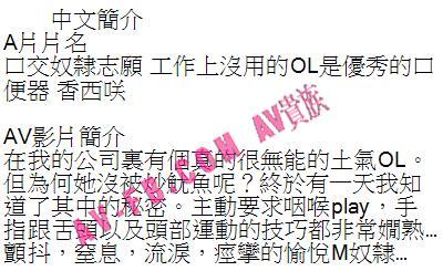 AV No.1 2009年度新人賞------第一階段中途戰況報導 前40名